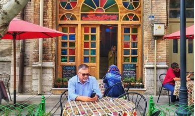 کافه ملک