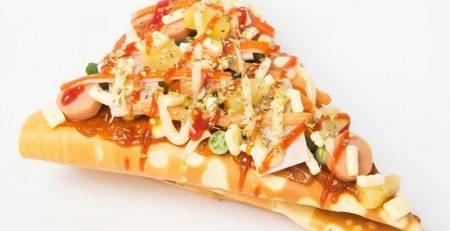 کرپ پیتزا