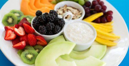 بشقاب میوه