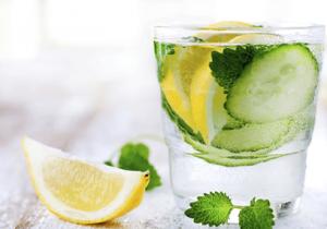 دتوکس لیمو ٬ خیار و نعنا