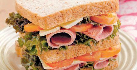 ساندویچ سرد